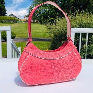 Liz Claiborne cute pink purse tote bag